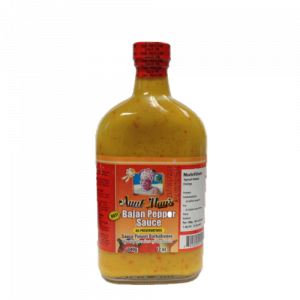 Aunt May's Bajan Hot Pepper Sauce 12oz