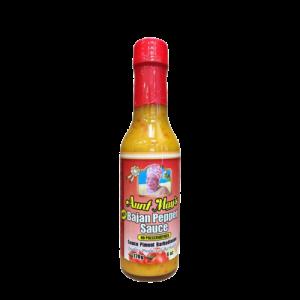 Aunt May's Bajan Hot Pepper Sauce 6oz
