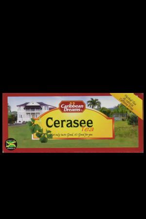 Caribbean Dreams Cerasee Tea (pack of 24 tea bags) | All Natural, Caffeine Free Tea