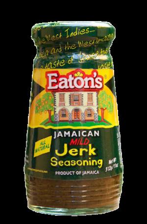 Eaton's Jamaican Jerk Seasoning – MILD