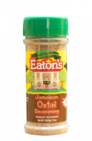 Eaton's Jamaican Oxtail Seasoning - Anjo's Imports