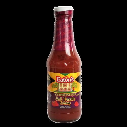 Eaton's Original Jamaican Jerk Tomato Ketchup Anjo's Imports