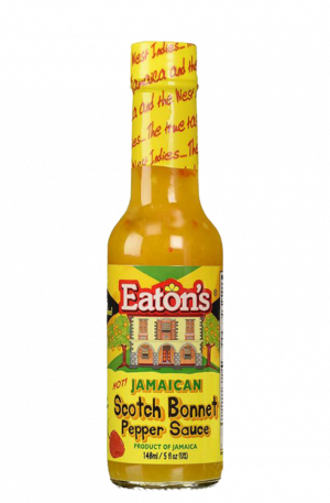 Eaton's Scotch Bonnet Pepper Sauce Anjo's Imports