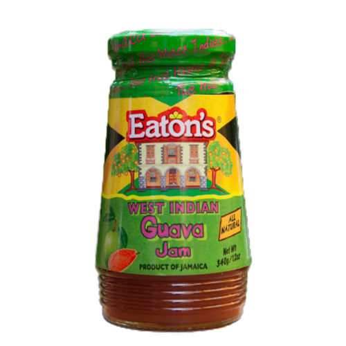 Eaton's West Indian Guava Jam Anjo's Imports