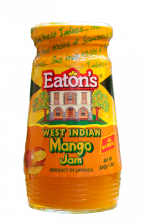 Eaton's West Indian Mango Jam