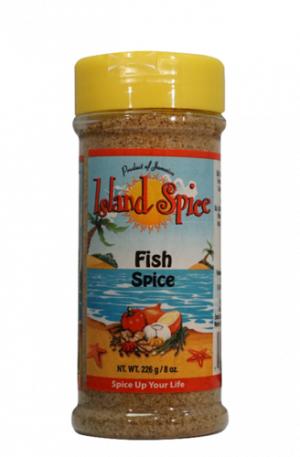 Island Spice Fish Spice Seasoning from Jamaica