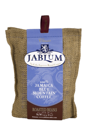 Jablum 100% Jamaican Blue Mountain Coffee Whole Beans