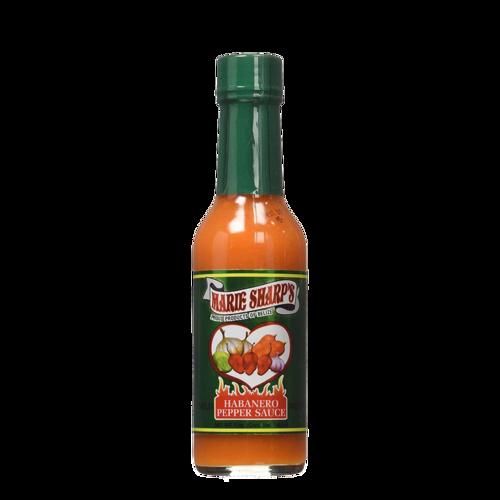 Marie Sharp's Habanero Pepper Sauce Mild 5oz Anjo's Imports