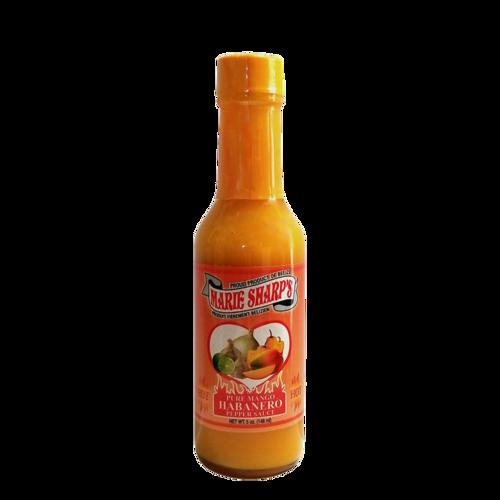 Marie Sharp's Mango Habanero Pepper Sauce 5oz Anjo's Imports