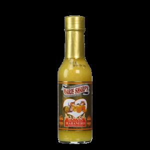 Marie Sharp's Orange Pulp Habanero Pepper Sauce from Belize