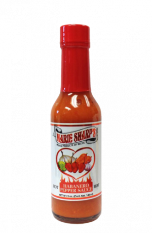 Marie Sharp's Habanero Pepper Sauce (HOT)