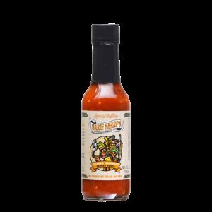 Marie Sharp's Smoked Habanero Pepper Sauce from Belize