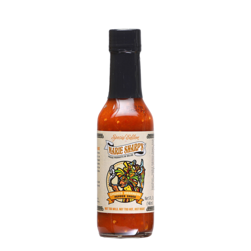 Marie Sharp's Smoked Habanero Pepper Sauce 5oz Anjo's Imports