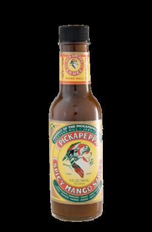 Pickapeppa Spicy Mango Sauce Anjo's Imports