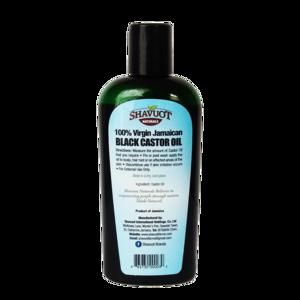 Shavuot Jamaican Black Castor Oil back Anjo's Imports