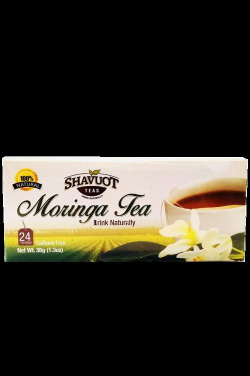 Shavout Moringa Tea Anjo's Imports