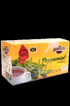 Shavout Peppermint Tea Anjo's Imports