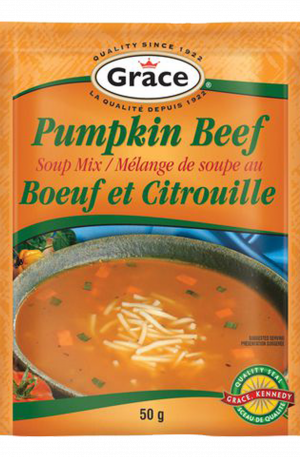 Grace Pumpkin Beef Soup Mix
