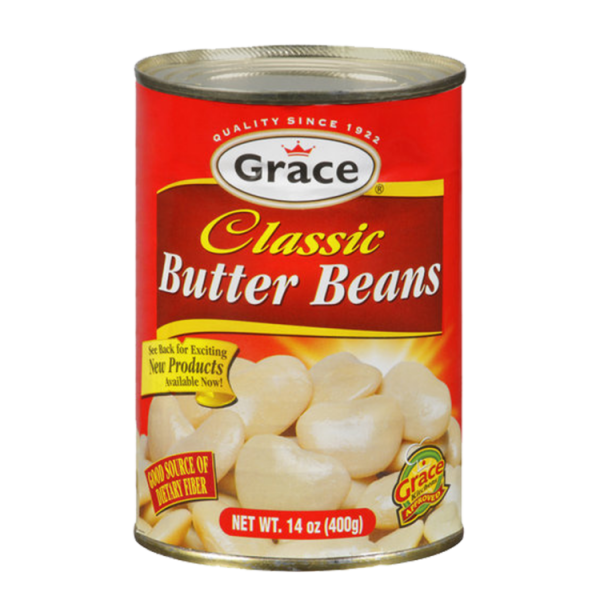Grace Butter Beans Anjo's Imports