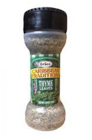 Grace Thyme Leaves Caribbean Traditions