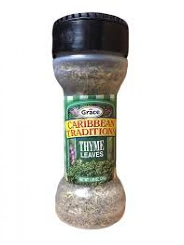 Grace Thyme Leaves Caribbean Traditions Anjo's Imports