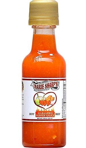 Marie Sharp's Habanero Pepper Sauce (HOT) 1.69oz Anjo's Imports