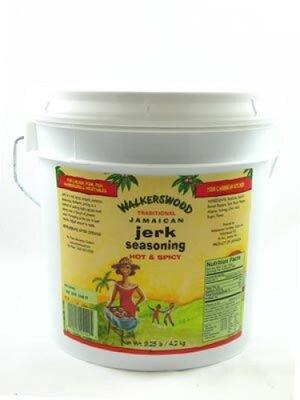 Walkerswood Jerk Seasoning 9.25lbs Anjo's Imports