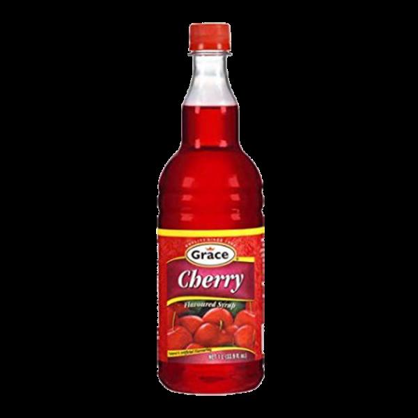 Grace Cherry Syrup Anjo's Imports