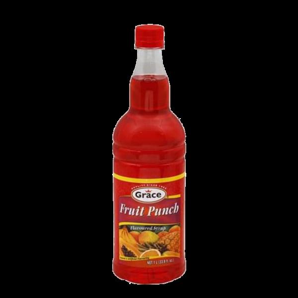 Grace Fruit Punch Syrup Anjo's Imports