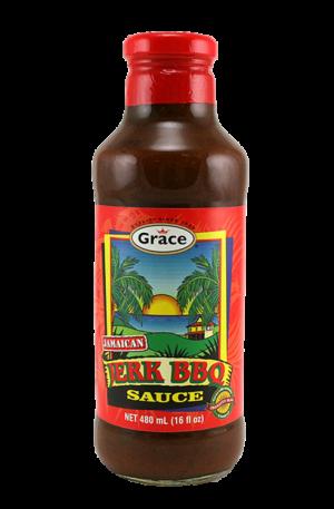 Grace Jerk BBQ Sauce