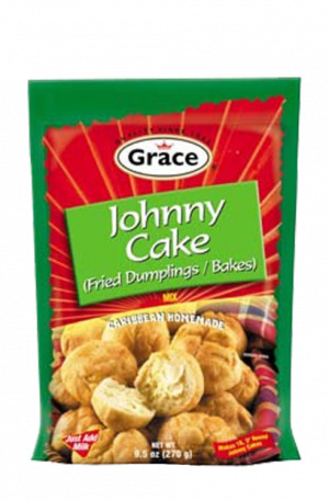 Grace Johnny Cake Dumplings Mix