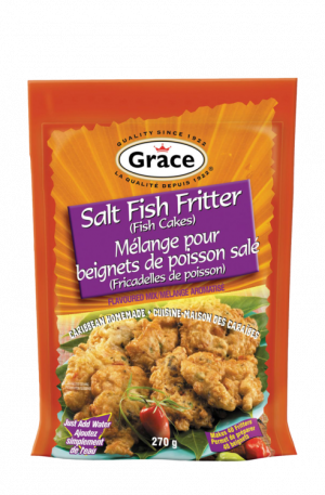Grace Saltfish Fritter Mix