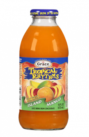 Grace Tropical Rhythms Island Mango Juice