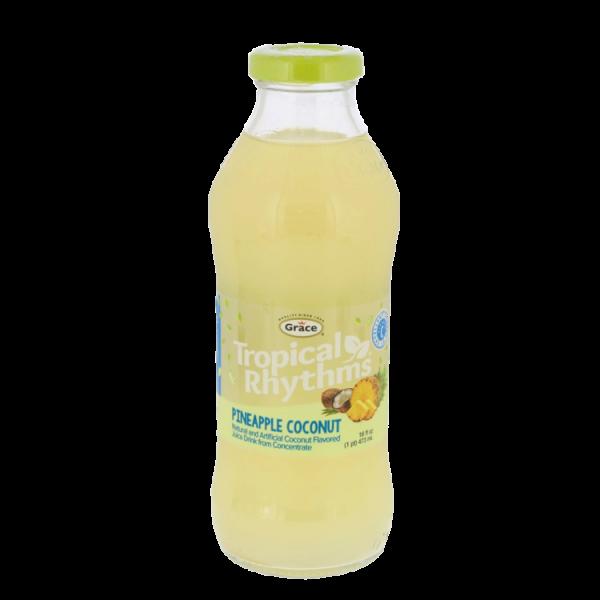 Grace Tropical Rhythms Pineapple Coconut Juice Anjo's Imports