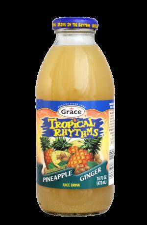 Grace Tropical Rhythms Pineapple Ginger Juice