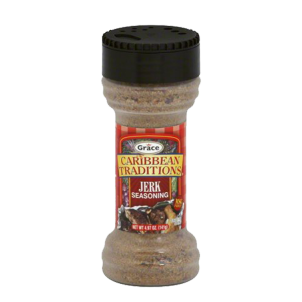 Grace Caribbean Tradition Dried Jerk Seasoning Anjo's Imports