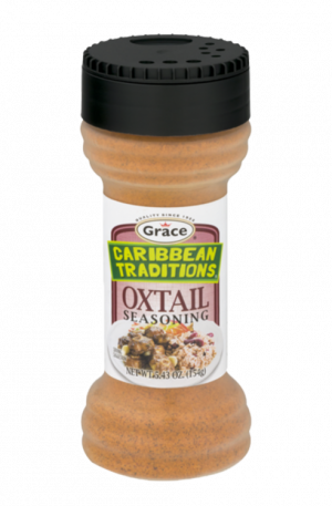 Grace Caribbean Tradition Oxtail Seasoning