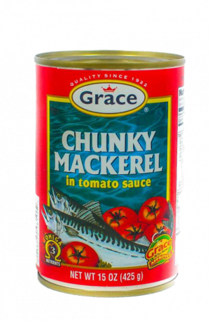 Grace Chunky Mackerel in Tomato Sauce