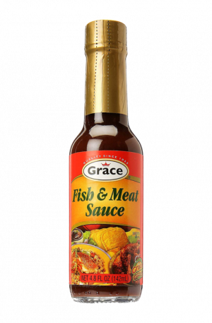 Grace Fish and Meat Sauce