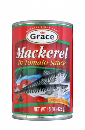 Grace Jack Mackerel in Tomato Sauce