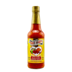 Marie Sharp's Habanero Pepper Sauce (FIERY HOT) 10oz Anjo's Imports