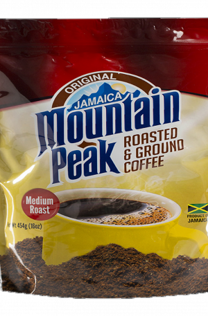 Jamaica Mountain Peak Roasted & Ground Coffee