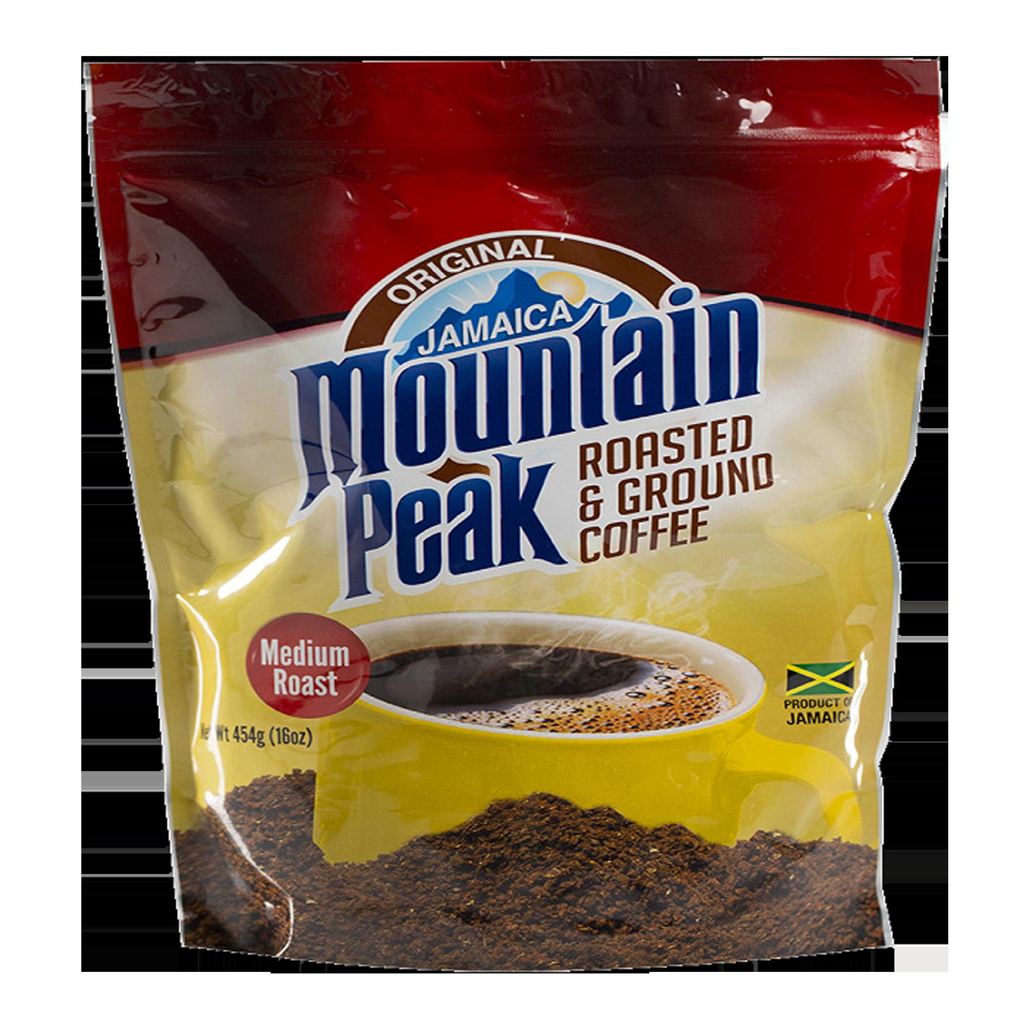 Jamaica Mountain Peak Roasted & Ground Coffee